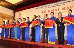 Ngày hội Giáo dục phát triển TP HCM http://diemthi.com.vn
