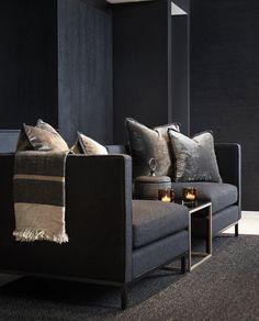 Patio Furniture Cushions Diy Design 42 New Ideas Contemporary Interior, Modern Interior Design, Interior Design Inspiration, My Living Room, Home And Living, Living Room Decor, Diy Design, Design Trends, Patio Furniture Cushions