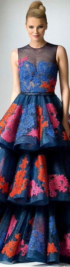 Antonios Couture Fall 2015