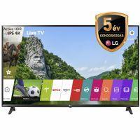 LG 43UJ6307 Smart LED Televízió, 4K Ultra HD, webOS 3.5, Active HDR, Wi-fi, 108 cm