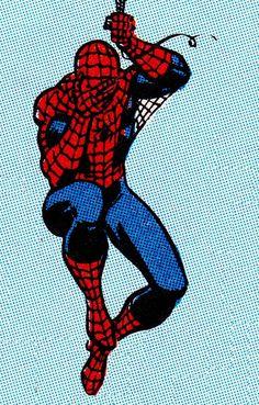 "comicbookvault: ""big mood "" Marvel - Spider-Man"