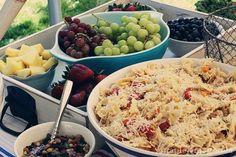 outdoor picnic food | http://picnicgallery.blogspot.com