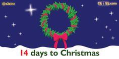 14 days to Christmas - Advent calendar