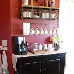 Sideboard Coffee Bar