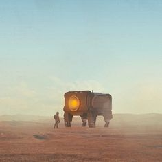 3D art by beeple More concept art here.