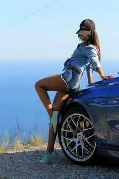 Cars For Women Autos Ideas For 2019 – girl photoshoot ideas Lexus Sports Car, Mercedes Benz Sports Car, Sports Cars Lamborghini, Moto Biker, Auto Union 1000, Sexy Autos, Ideas Para Photoshoot, Car Poses, Bmw Girl