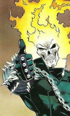 Thumbs up bro. Anime Comics, Marvel Comics Art, Marvel Heroes, Ms Marvel, Captain Marvel, Ghost Rider Johnny Blaze, Ghost Rider Marvel, Ghost Rider Wallpaper, Marvel Wallpaper