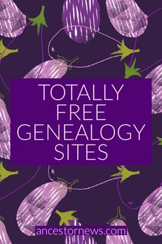 genealogy What Are My New Favorite Free Genealogy Sites? Two years ago I wrote about 13 of my favorite free genealogy sites. But what about now Fall of Some from my original list rem Free Genealogy Records, Free Genealogy Sites, Genealogy Forms, Family Genealogy, Ancestry Free, Genealogy Humor, Genealogy Chart, Family Tree Research, Family Tree Chart