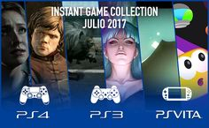 Juegos gratis del PS Plus – Julio 2017 http://gameoverd.com/juegos-gratis-del-ps-plus-julio-2017/?utm_campaign=crowdfire&utm_content=crowdfire&utm_medium=social&utm_source=pinterest