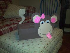 Kutudan Maymun - Anaokulu ve okul öncesi çocuklar için güzel bir etkinlik.