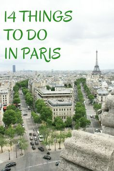 14 THINGS TO DO IN PARIS Things to do in Paris / What to do in Paris / Travel Paris / Paris guide / Paris tips / Travel tips / Tips for traveling Paris / Solo femle travel