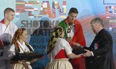 Atletas do Aguçadourense conquistam título europeu de Karate para Portugal