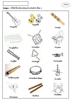 102 Meilleures Images Du Tableau Musique Maternelle Music Nursery