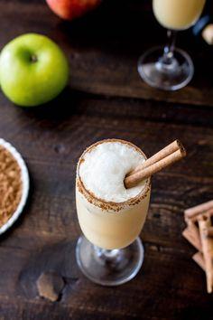 Apple Cider Gin Fizz   yestoyolks.com