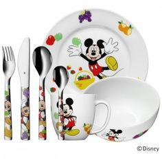 Παιδικό Σετ 7τεμ. σειρά Mickey Mouse | WMF | Περισσότερα στο http://www.parousiasi.gr/?product=wmf-%CF%80%CE%B1%CE%B9%CE%B4%CE%B9%CE%BA%CE%BF-%CF%83%CE%B5%CF%84-7%CF%84%CE%B5%CE%BC-%CF%83%CE%B5%CE%B9%CF%81%CE%B1-mi-1282959974