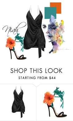 """Untitled #59"" by stylezbyniah on Polyvore featuring Dsquared2"