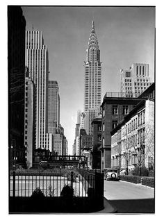 1932 42nd Street from Tudor City