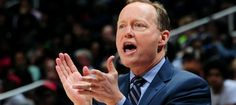 Hawks' Mike Budenholzer named 2014-15 NBA Coach of the Year