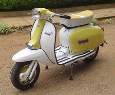 1978 Lambretta GP 200 - Classic and Vintage Motorcycles - 1978 Lambretta GP 200 Retro Scooter, Lambretta Scooter, Scooter Motorcycle, Vespa Scooters, Triumph Motorcycles, Vintage Motorcycles, Chopper, Ducati, Motocross