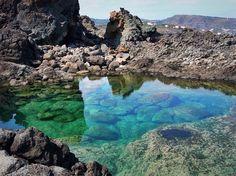 Laghetto delle Ondine Pantelleria #Italy #Pantelleria