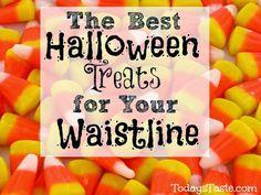 The Best Halloween Treats for your Waistline! ~ Today's Taste