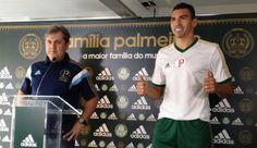 Palmeiras Camisa nova (Foto: Felipe Zito)