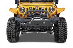 bodyarmor4x4.com | Off road vehicle accessories | Bumpers & Roof racks | LED light mounts