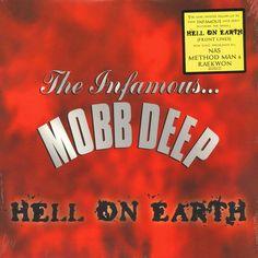 Mobb Deep Hell On Earth Vinyl Double LP