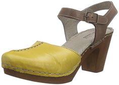 Manitu 920218 Damen Geschlossene Sandalen mit Keilabsatz - http://on-line-kaufen.de/manitu/manitu-920218-damen-geschlossene-sandalen-mit