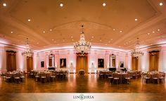 Richard Nixon Library Wedding | Mark & Teressa