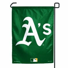 Oakland Athletics Garden Flag