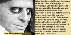 Narcissistic Abuse Tactic: Devaluing