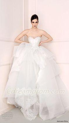 chiffon wedding dress #chiffon #wedding