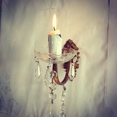 Candle Lanterns, Candle Sconces, Candles, Interior Inspiration, Wall Lights, Crafts, Instagram, Ideas, Home Decor
