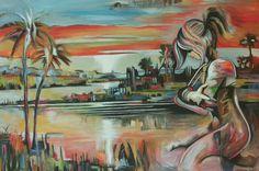 100/80 acrylic on canvas