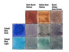 Review: Kremer Pigments 14 Full Pan Watercolour Box Set 1 | Parka Blogs