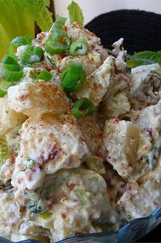 """Beaumont Ranch Potato Salad 