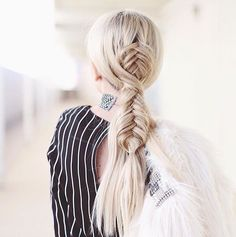 Classic Ash Blonde Clip-Ins - Cute Short Curly Hairstyles, Flower Girl Hairstyles, Ponytail Hairstyles, Curly Hair Styles, Cool Hairstyles, Long Hair Video, Ash Blonde, Light Blonde, Clip In Hair Extensions