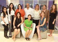 Cinco diseñadores internacionales presentan sus joyas en @gruporeinhold , durante el Designer Day
