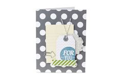 One of the 20 cards you can make with Stampin' Up!'s Everyday Occasions Cardmaking Kit! Contact me (Jessica) with any questions!! :) Link to Purchase: http://www.stampinup.com/ECWeb/ProductDetails.aspx?productID=134797