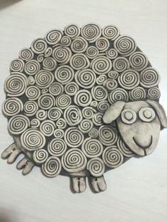 Ceramics Sheep