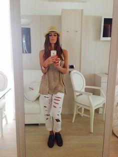 Street Style #fashion #summer #streetstyle #mm #mima #milanomarittima
