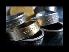A look at the beginning. First Coin Rings.