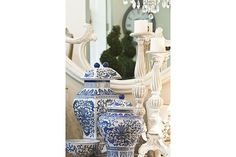 white county frenc  | Blue & White | french country