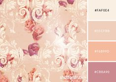 20 Pastel Color Palettes to Get the Rococo Art Look