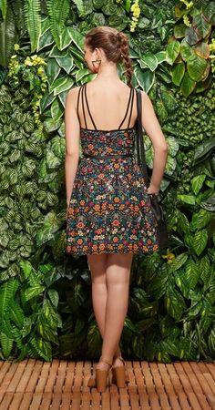 Vestido Nordeste Brasileiro