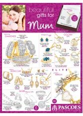 Pascoes Catalogue: Beautiful Gifts For Mum