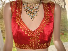 Easy and simple turkish vest