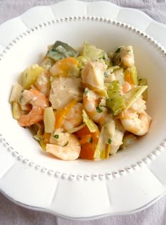 Mexican food recipes 771311873659193752 - Blanquette poisson Source by breizhguil Vegetarian Recipes Dinner, Healthy Dinner Recipes, Vegetarian Curry, Healthy Chicken Recipes, Easy Healthy Recipes, Dinner With Ground Beef, Foodies, Invitations, Mets