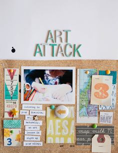 art attack (tombow)